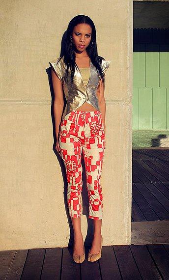 Model Krystal Sweets