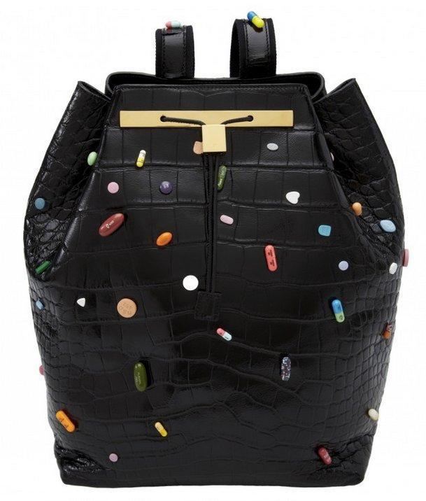 The Row Pill Bag