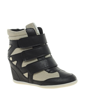 Blink Wedge Trainer from Asos