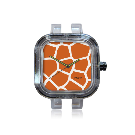 Modify Watches Giraffe Face